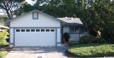 Sonoma County Single Family Home For Sale: 1289 Sonoma St