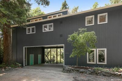 Sonoma County Single Family Home For Sale: 16854 Center Way
