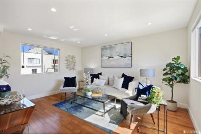 San Francisco Single Family Home For Sale: 917 Cayuga Ave