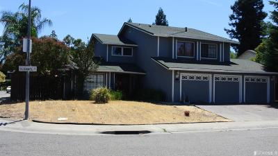 Sacramento Single Family Home For Sale: 8826 Clonmel Ct