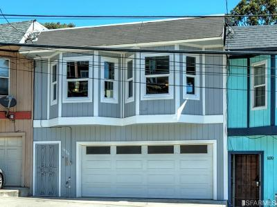 San Francisco Single Family Home For Sale: 1028 Innes Ave