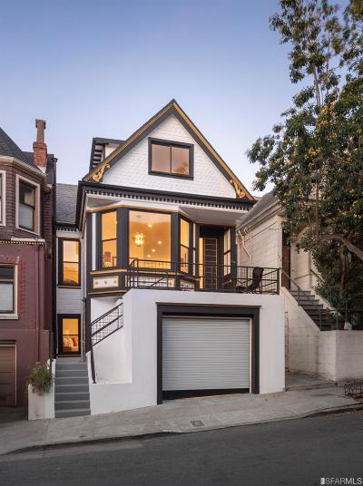 San Francisco Single Family Home For Sale: 180 Downey St