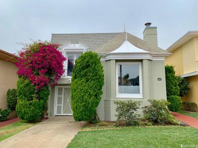 Daly City Single Family Home For Sale: 154 Westdale Ave