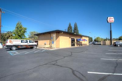 Redding Commercial For Sale: 2395 Athens Ave