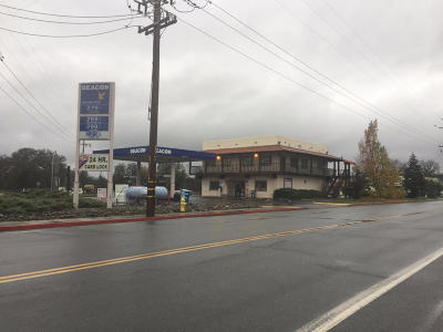 Palo Cedro Commercial For Sale: 9480 Cedro Ln