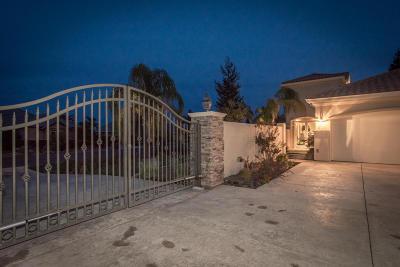 Redding Single Family Home For Sale: 844 Santa Cruz Dr