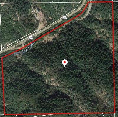 Oak Run Residential Lots & Land For Sale: 131 Acres Donkey Mine Rd