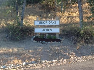 Palo Cedro Residential Lots & Land For Sale: Tudor Oaks Dr. Parcel 2