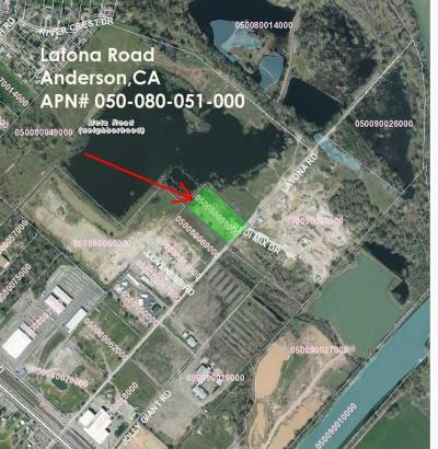 Anderson Residential Lots & Land For Sale: 0001 Latona Rd