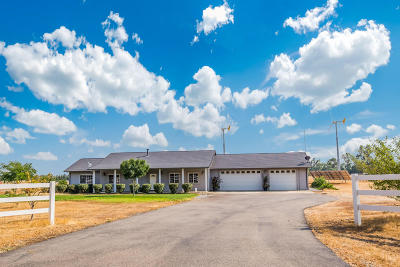 Red Bluff Single Family Home For Sale: 20075 Live Oak