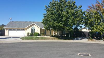 Redding Single Family Home For Sale: 4350 Singing Wind Ct