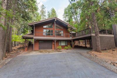 Shingletown Single Family Home For Sale: 7169 Shasta Forest Dr