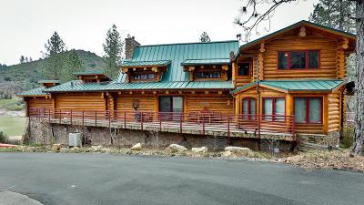 Lakehead Single Family Home For Sale: 17860 Lake Dr