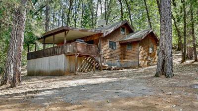 Lakehead Single Family Home For Sale: 18825 Cabin 20 Lower Salt Creek Rd