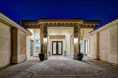Redding Single Family Home For Sale: 15151 Brunswick Dr