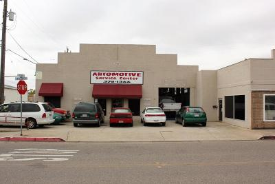 Anderson Commercial For Sale: 2820 Center St
