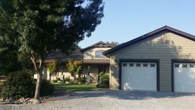 Palo Cedro Single Family Home For Sale: 10990 Sparrow Ln
