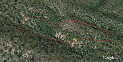 Lakehead Residential Lots & Land For Sale: 9.5+- Ac Near Forest Road