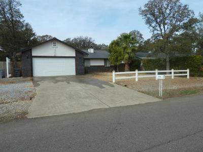 Cottonwood Single Family Home For Sale: 19879 Big Bend Dr