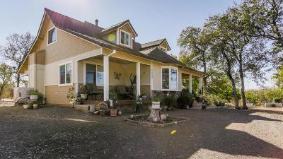Millville Single Family Home For Sale: 24499 Bascom Rd