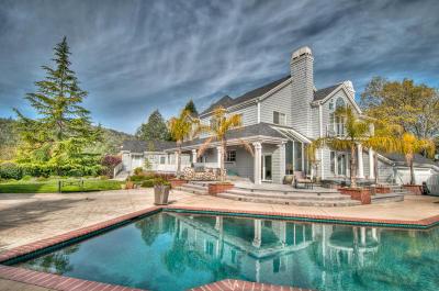 Redding Single Family Home For Sale: 15697 Middletown Park Dr