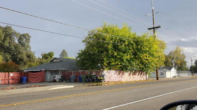 Redding Commercial For Sale: 6291 Eastside Road
