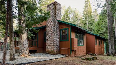 Shingletown Single Family Home For Sale: 30943 Thumper Drive