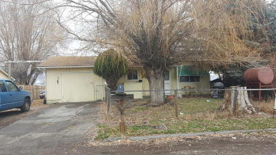 Alturas CA Single Family Home For Sale: $92,000