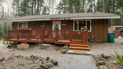 Shingletown Single Family Home For Sale: 7640 Arbor Ln