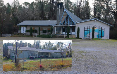Redding Commercial For Sale: 12681 Newtown Rd