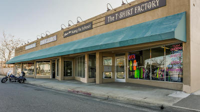 Anderson Commercial For Sale: 3000 Center St