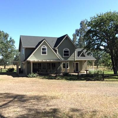 Anderson Single Family Home For Sale: 15390 Cloverdale Rd