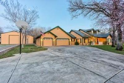 Red Bluff Single Family Home For Sale: 13970 Noble Oaks Dr