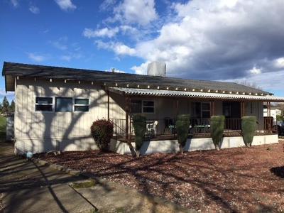 Redding Multi Family Home For Sale: 19646 Clover Rd