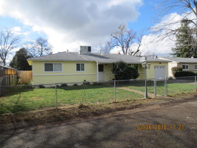 Red Bluff Single Family Home For Sale: 425 Donna Street