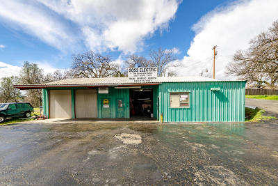 Shasta Lake Commercial For Sale: 3220 Cascade