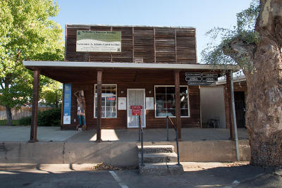 Cottonwood Commercial For Sale: 20832 Front St