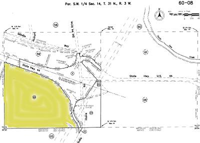 Millville Residential Lots & Land For Sale: 61 Acres Millville Plains Rd