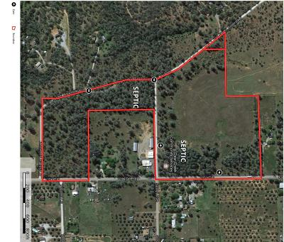Anderson Residential Lots & Land For Sale: 39.9 ACRES Oak St.