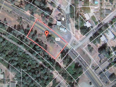 Residential Lots & Land For Sale: .68 ACRE Shasta Dam Blvd.