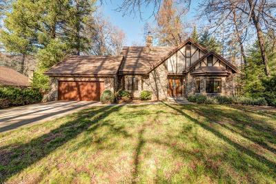 Lakehead Single Family Home For Sale: 20648 Cedar Dr