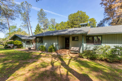 Cottonwood Single Family Home For Sale: 16680 Bo Ln