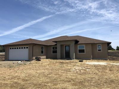 Cottonwood Single Family Home For Sale: 3487 Sleeping Bull Ln