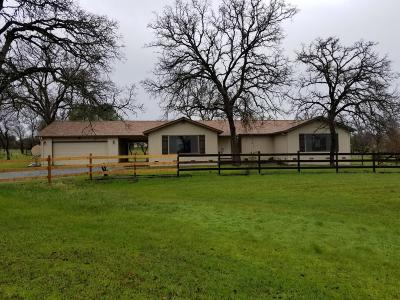 Single Family Home For Sale: 21834 Robledo Rd