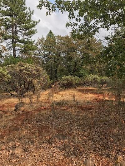 Whitmore Residential Lots & Land For Sale: Hufford Ranch Road