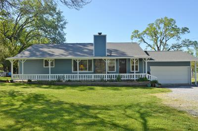 Cottonwood Single Family Home For Sale: 3681 Gotcha Creek Rd
