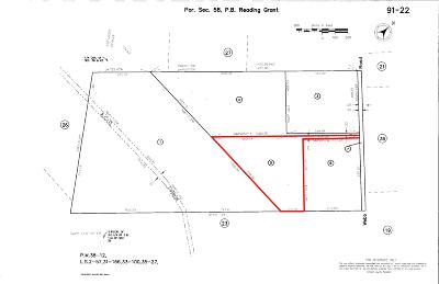 Anderson Residential Lots & Land For Sale: 5.5 ac. Webb Rd