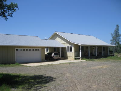 Anderson Single Family Home For Sale: 25150 Dersch