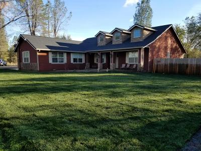 Anderson Single Family Home For Sale: 16361 Palm Ave