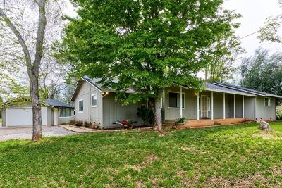 Anderson Single Family Home For Sale: 5915 Happy Valley Rd